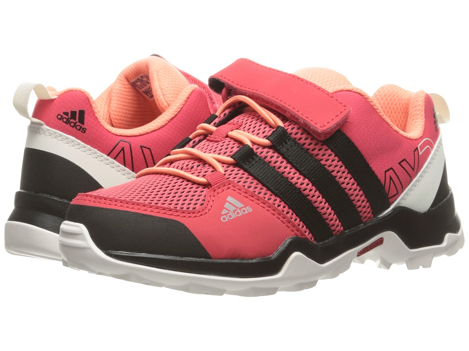 adidas Outdoor Kids - AX2 CF (Little Kid/Big Kid) (Joy/Black/Chalk White) Kids Shoes