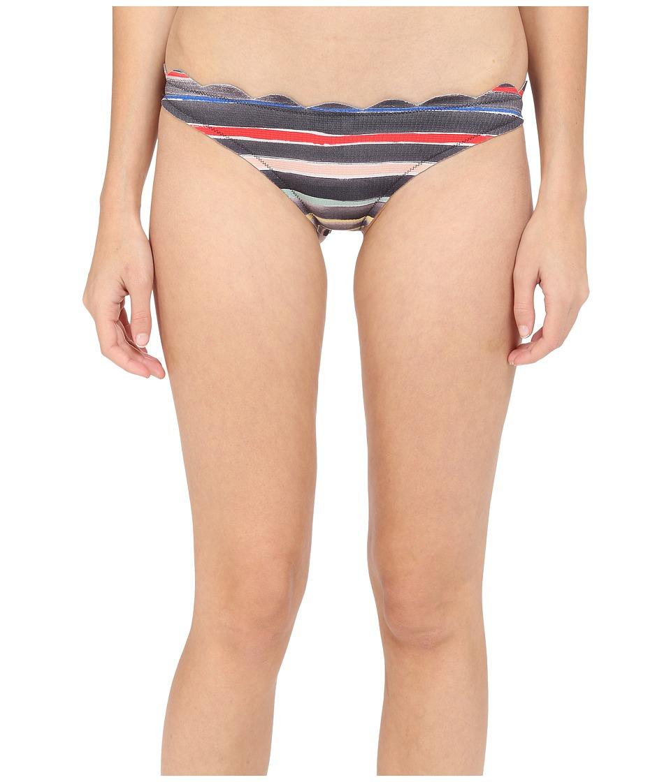 Marysia - Santa Barbara Bottoms (Sally Dark Stripe) Women's Swimwear