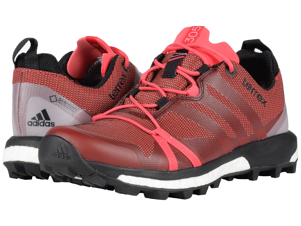 adidas Outdoor - Terrex Agravic GTX (Super Blush/Super Blush/Black) Women's Running Shoes