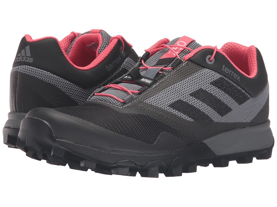 adidas Outdoor - Terrex Trailmaker (Vista Grey/Black/Super Blush) Women's Running Shoes