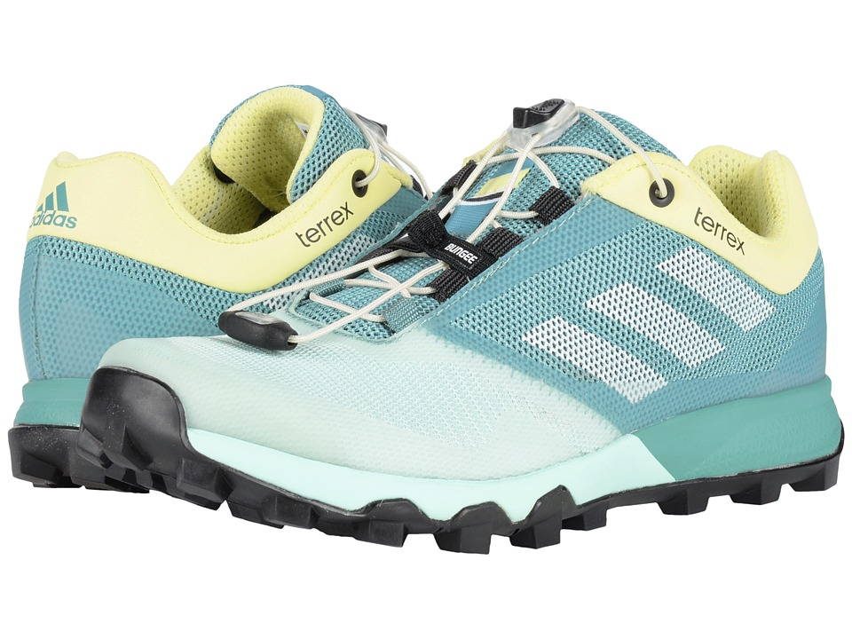 adidas Outdoor - Terrex Trailmaker (Ice Green/White/Vapour Steel) Women's Running Shoes