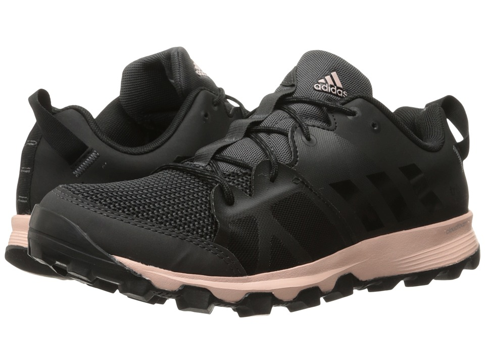 adidas Outdoor - Kanadia 8 TR (Utility Black/Black/Vapour Pink) Women's Running Shoes