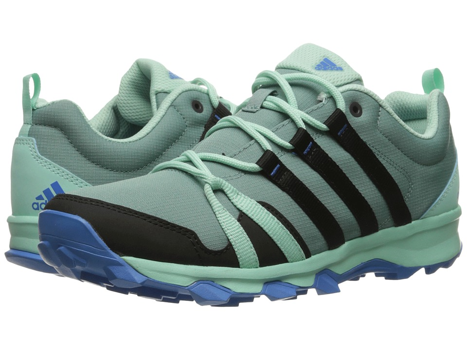 adidas Outdoor - Tracerocker (Vapour Steel/Black/Ice Green) Women's Running Shoes