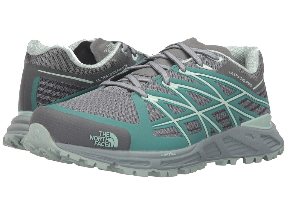 The North Face - Ultra Endurance (Sedona Sage Grey/Subtle Green) Women's Shoes