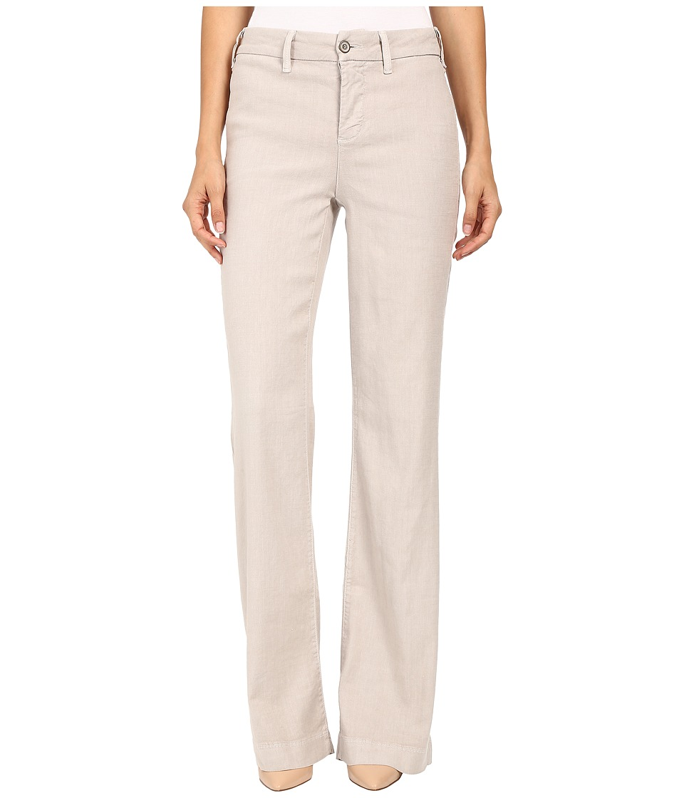 NYDJ - Claire Trousers (Sand Dollar) Women's Casual Pants
