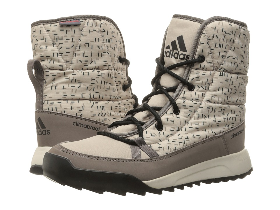 adidas Outdoor - CW Choleah Insulated CP (Tech Earth/Vapour Grey/Clear Brown) Women's Cold Weather Boots