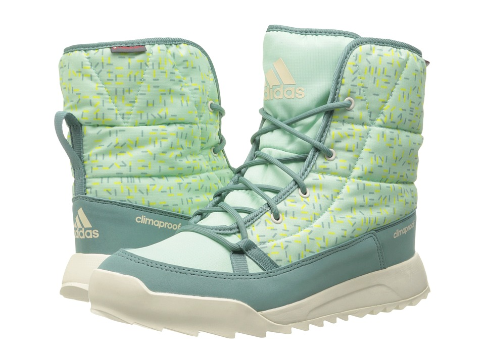 adidas Outdoor - CW Choleah Insulated CP (Ice Green/Vapour Steel/Chalk White) Women's Cold Weather Boots