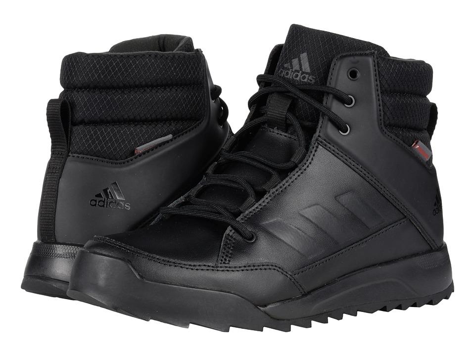 adidas Outdoor CW Choleah Sneaker Leather (Black/Black/Granite) Women