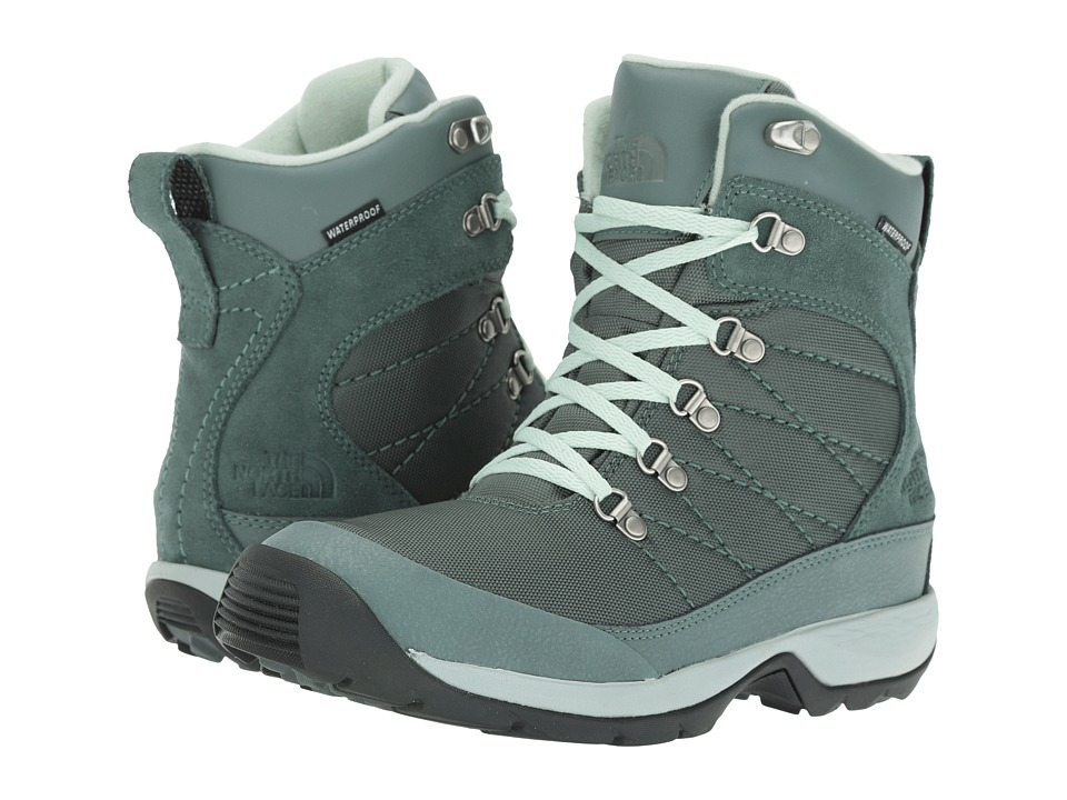 The North Face Chilkat Nylon (Balsam Green/Subtle Green) Women