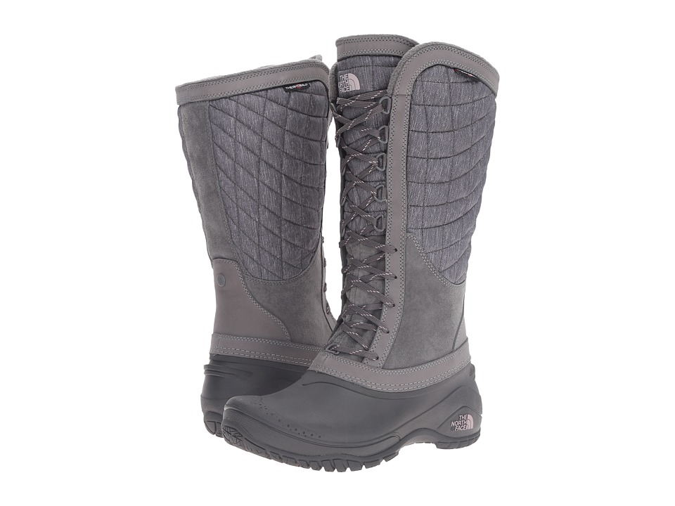 The North Face - ThermoBall Utility (Iron Gate Grey/Quail Grey) Women's Boots