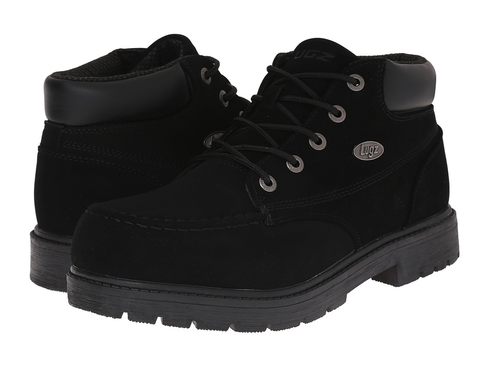Lugz - Loot SR (Black) Men's Shoes