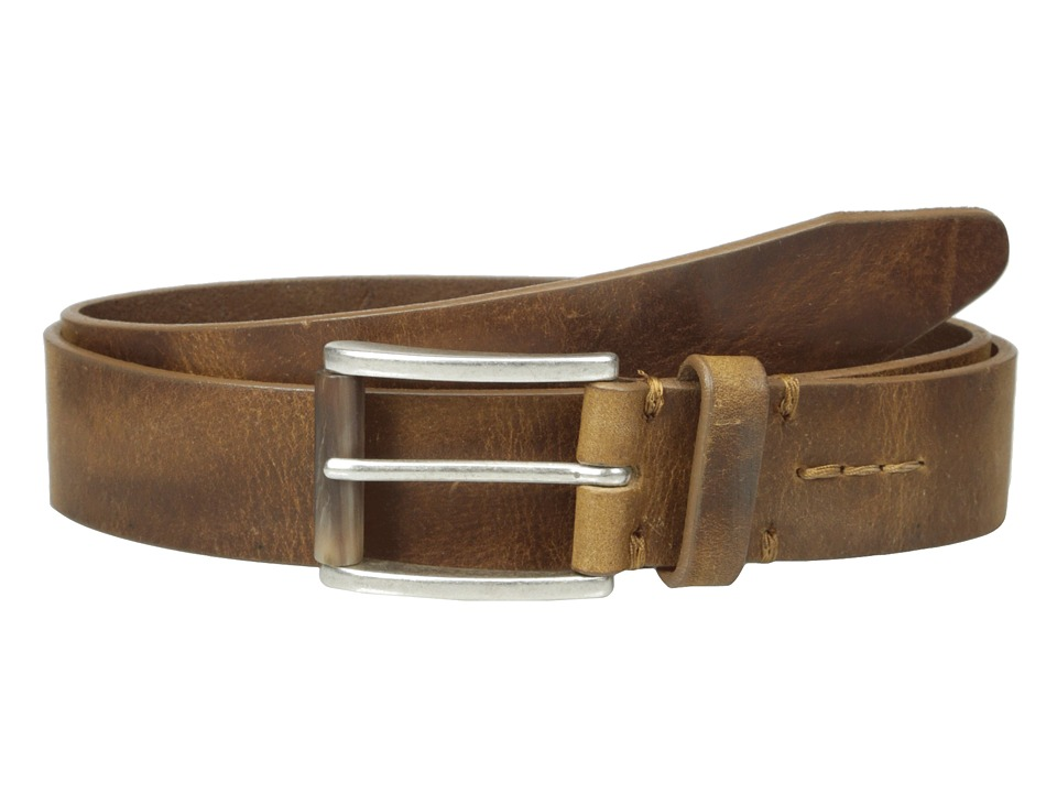 Allen-Edmonds - Horn Ridge (Tan) Men's Belts