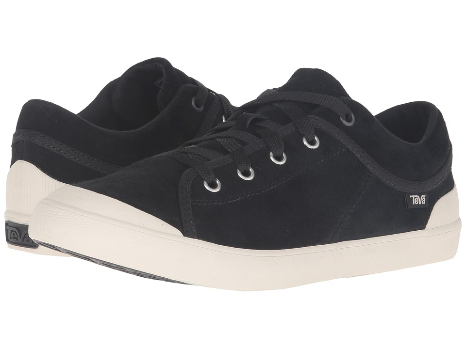 Teva - Freewheel Suede 2 (Black) Women's Shoes