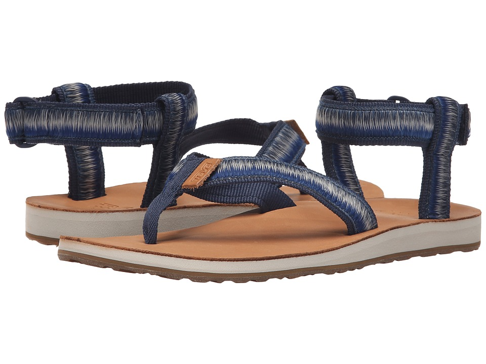 Teva Original Sandal Ombre (True Blue) Women