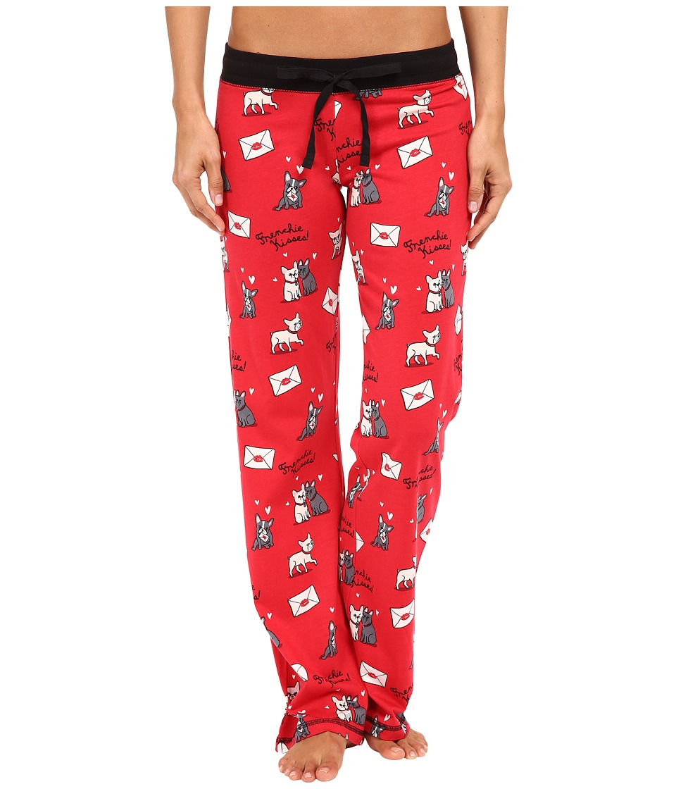 P.J. Salvage - Puppy Love PJ Pants (Red) Women's Pajama
