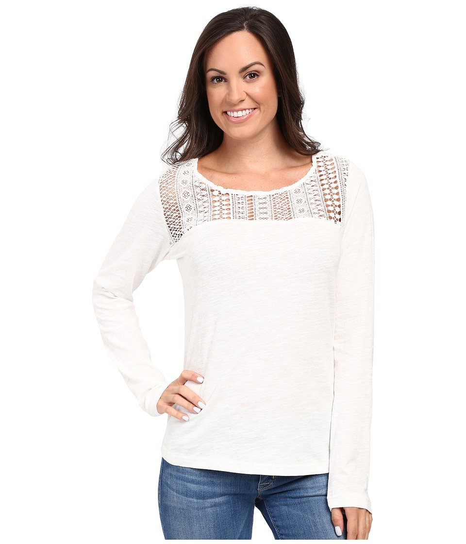 Ariat - Holly Top (Whisper White) Women's Clothing