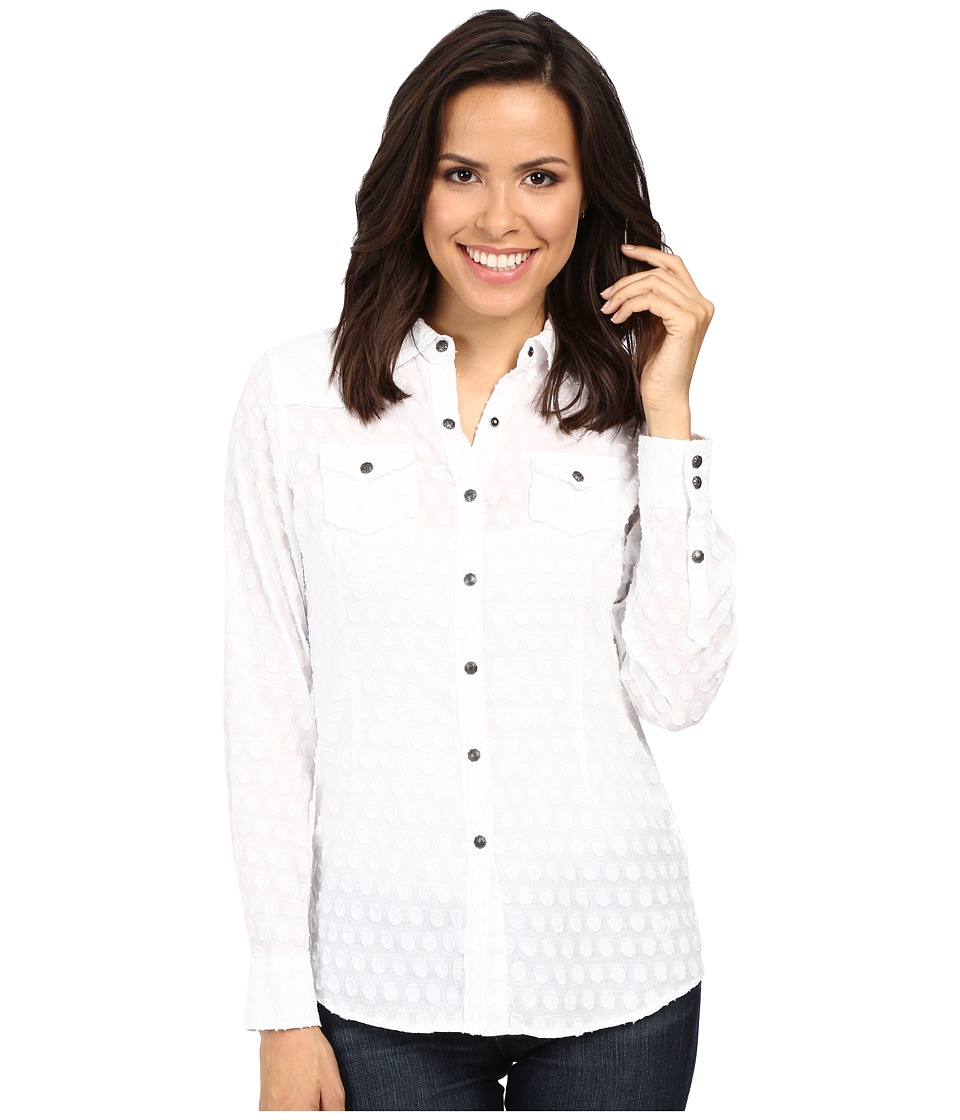 Ariat - Carol Snap Shirt (Plaid) Women's Clothing