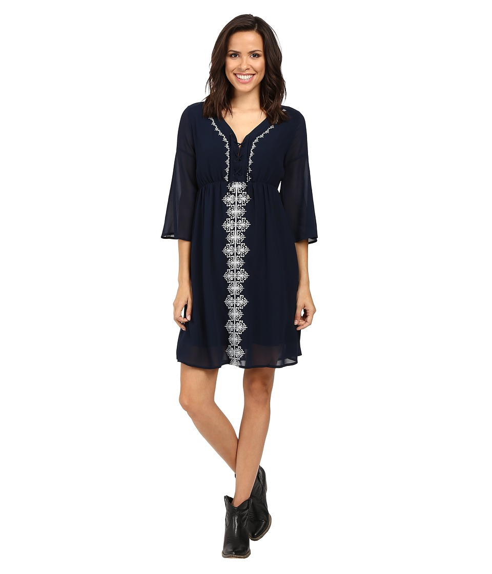 Ariat - Rachel Dress (Navy Eclipse) Women's Dress