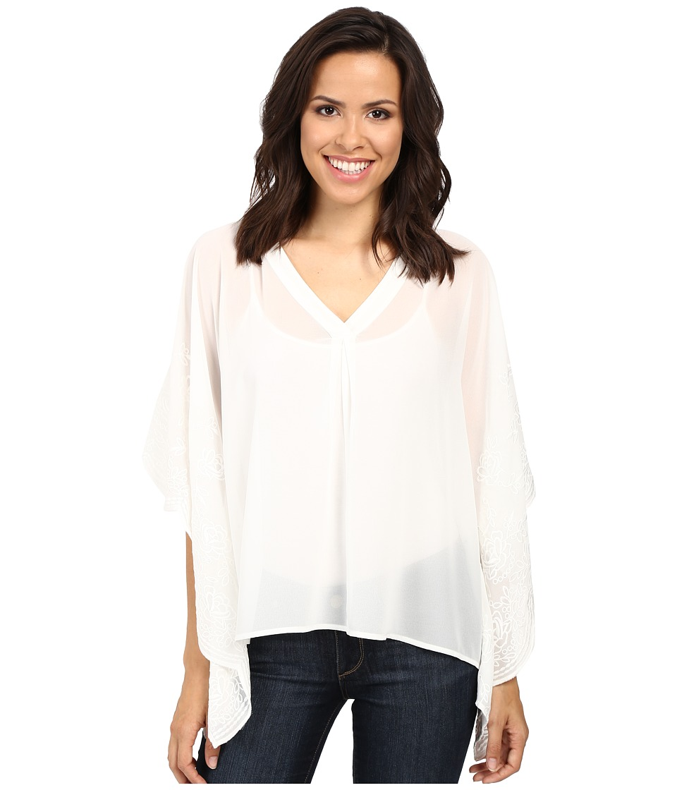 Ariat - Clara Tunic (Whisper White) Women's Blouse