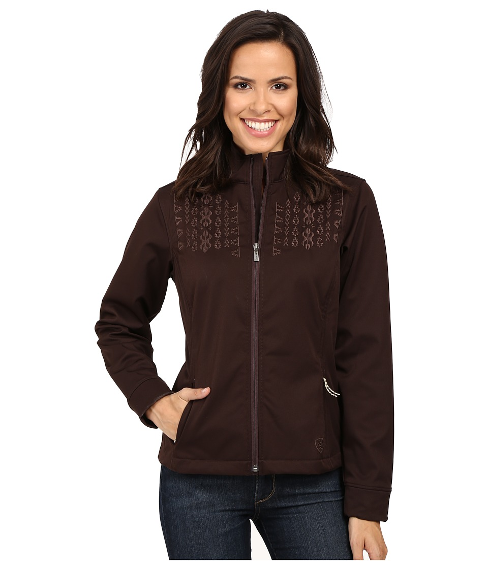 Ariat - Lucy Jacket (Coffee Bean) Women's Coat