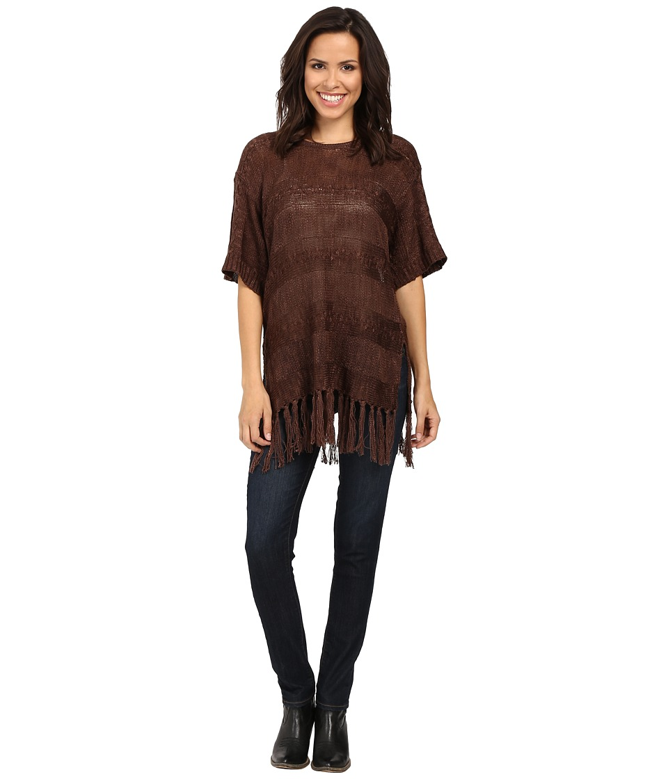 Ariat - Julie Poncho (Demitasse) Women's Clothing