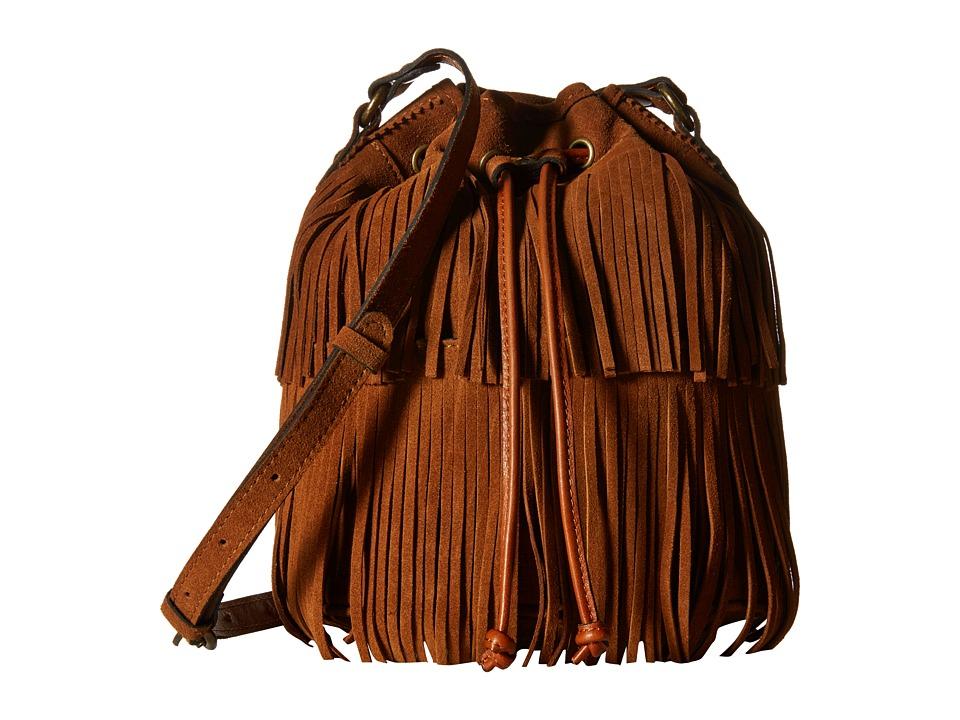 Patricia Nash - Bronte Bucket (Tan) Handbags