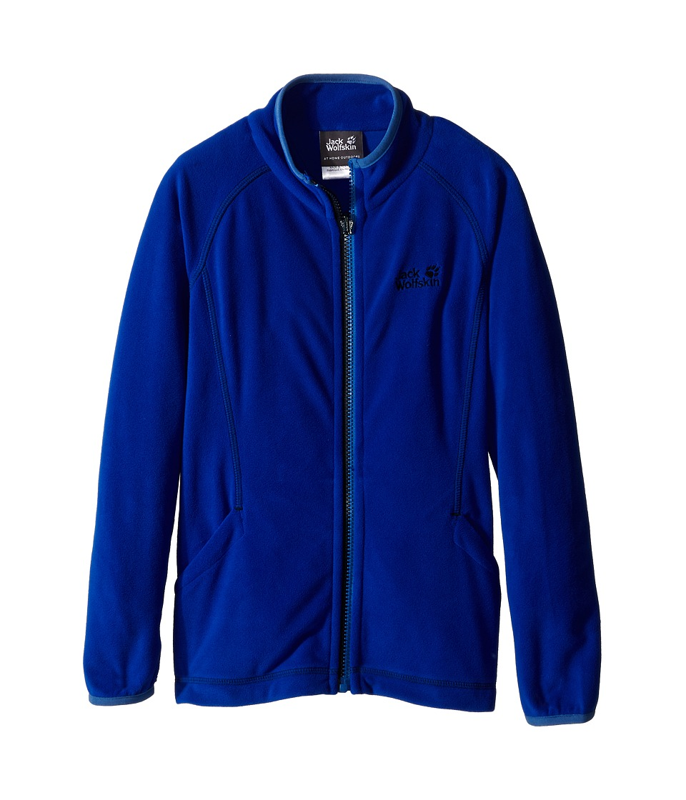 Jack Wolfskin Kids Woodpecker 3 Jacket (Little Kid/Big Kid) (Active Blue) Boy