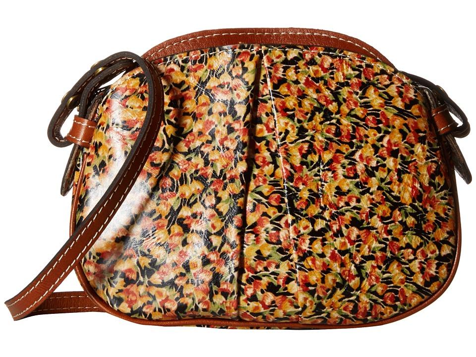 Patricia Nash - Chania Crossbody (Mini Bloom) Cross Body Handbags