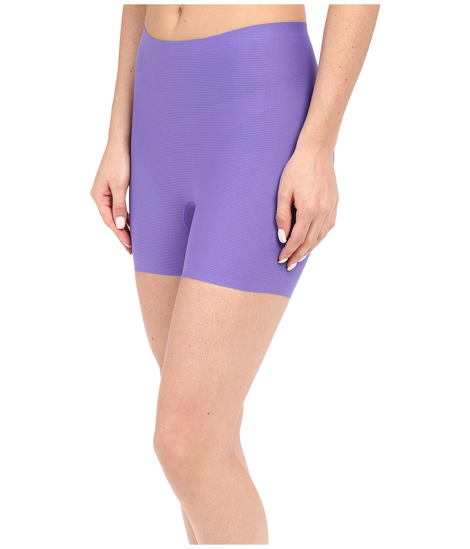 Spanx - Perforated Girlshorts (Mystic Purple) Women's Underwear