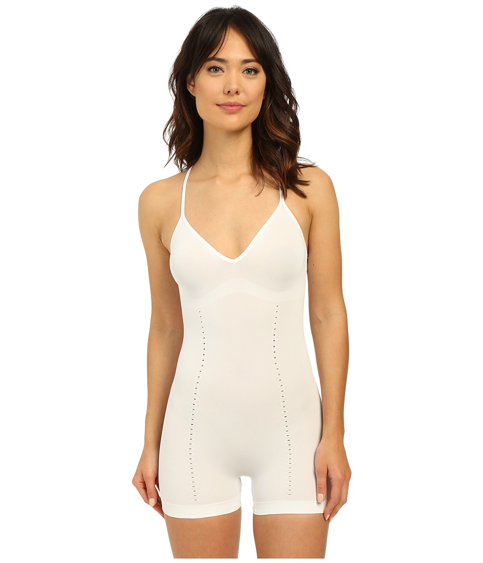 Spanx - Lounge-Hooray! Romper (White) Women's Jumpsuit & Rompers One Piece