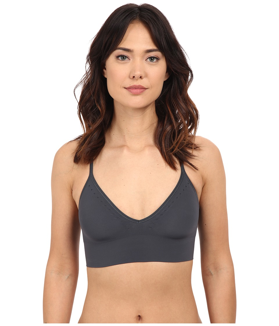 Spanx - Lounge-Hooray! Bralette (Steel) Women's Bra