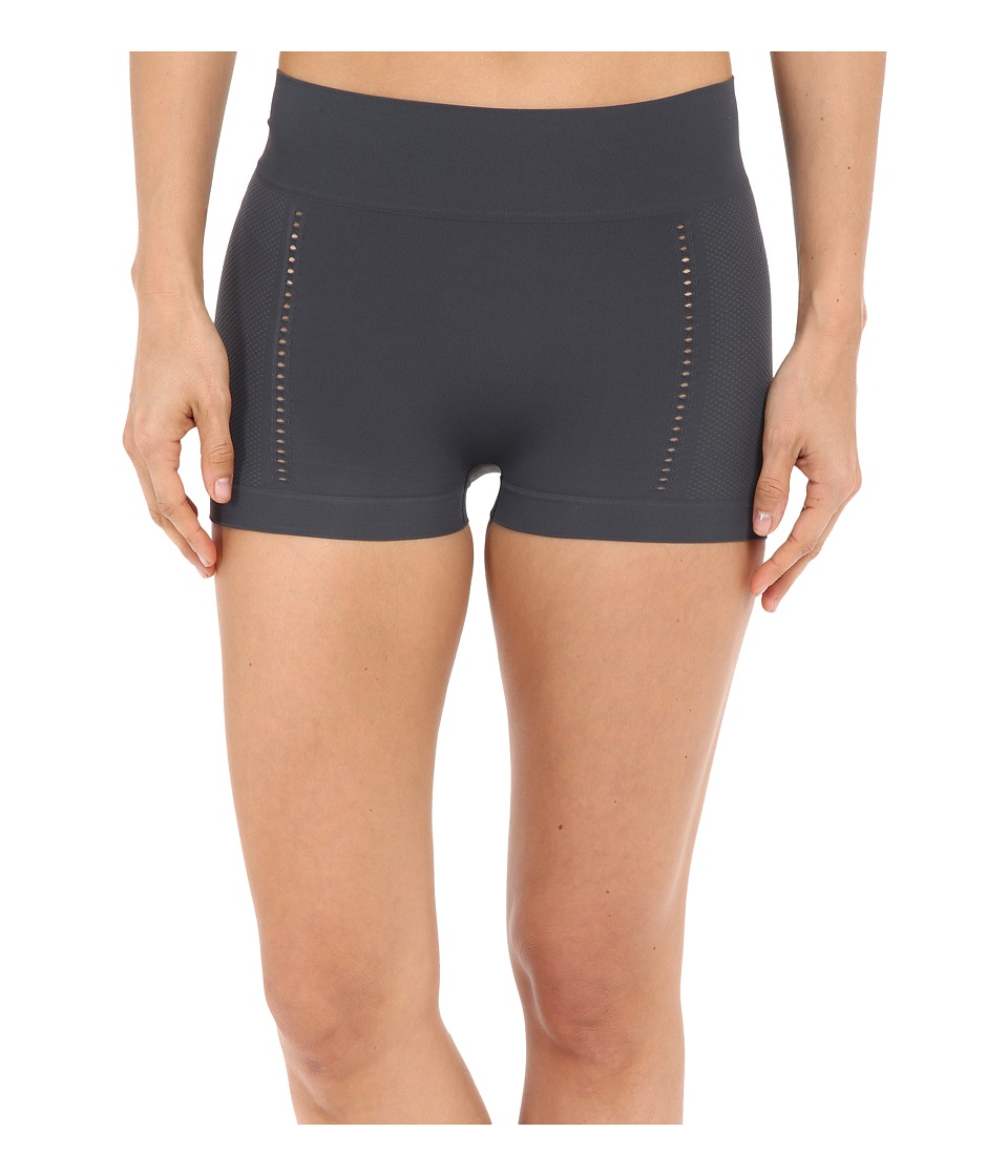 Spanx - Lounge-Hooray! Boyshorts (Steel) Women's Underwear