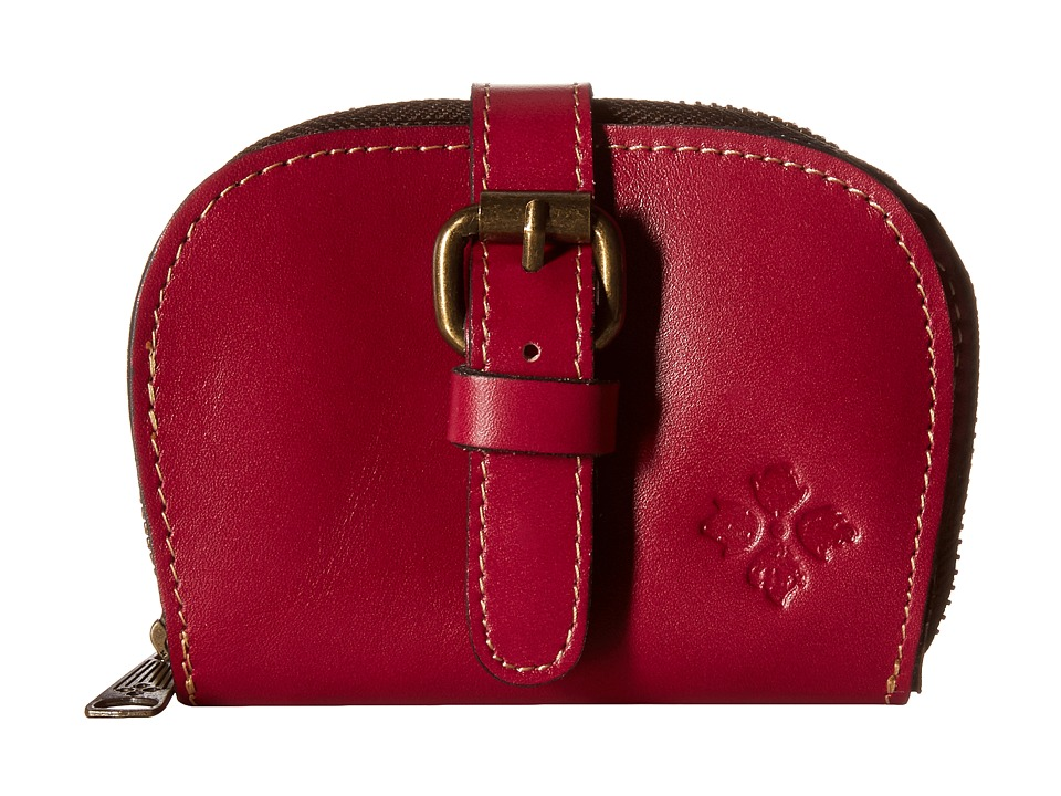 Patricia Nash - Zurich Zip Around (Raspberry) Bags