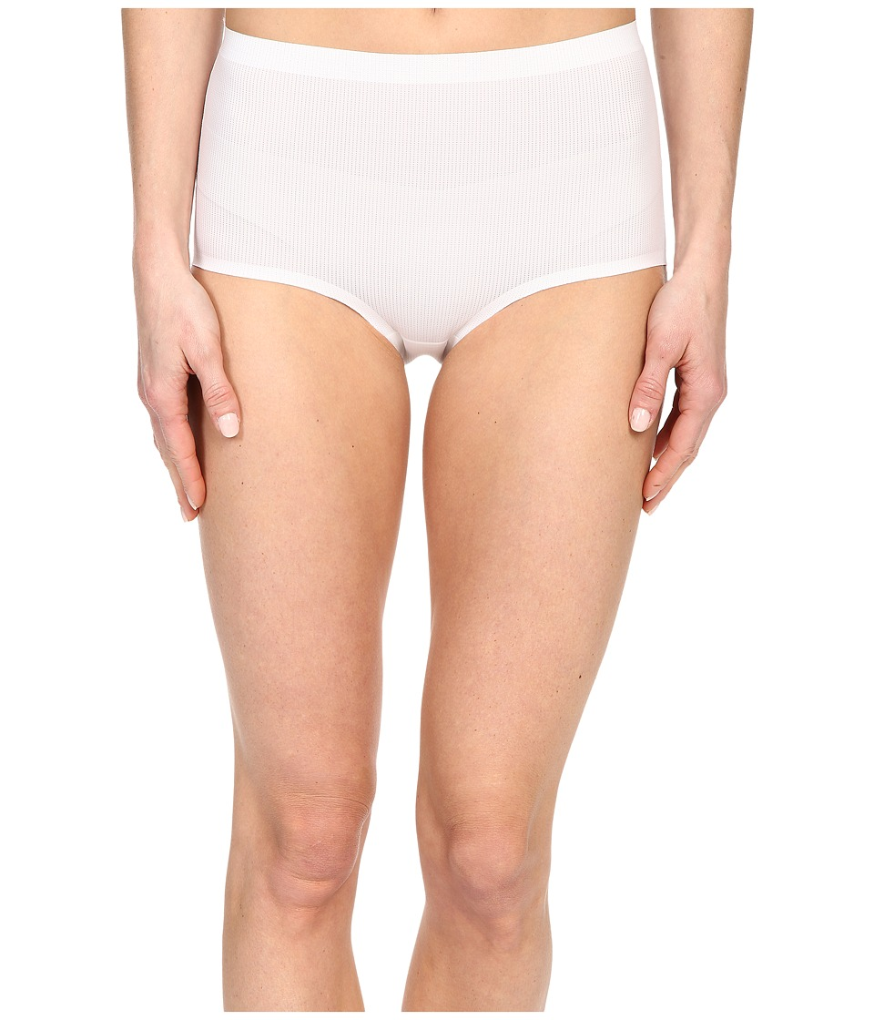 Spanx - Perforated Hipster (White) Women's Underwear