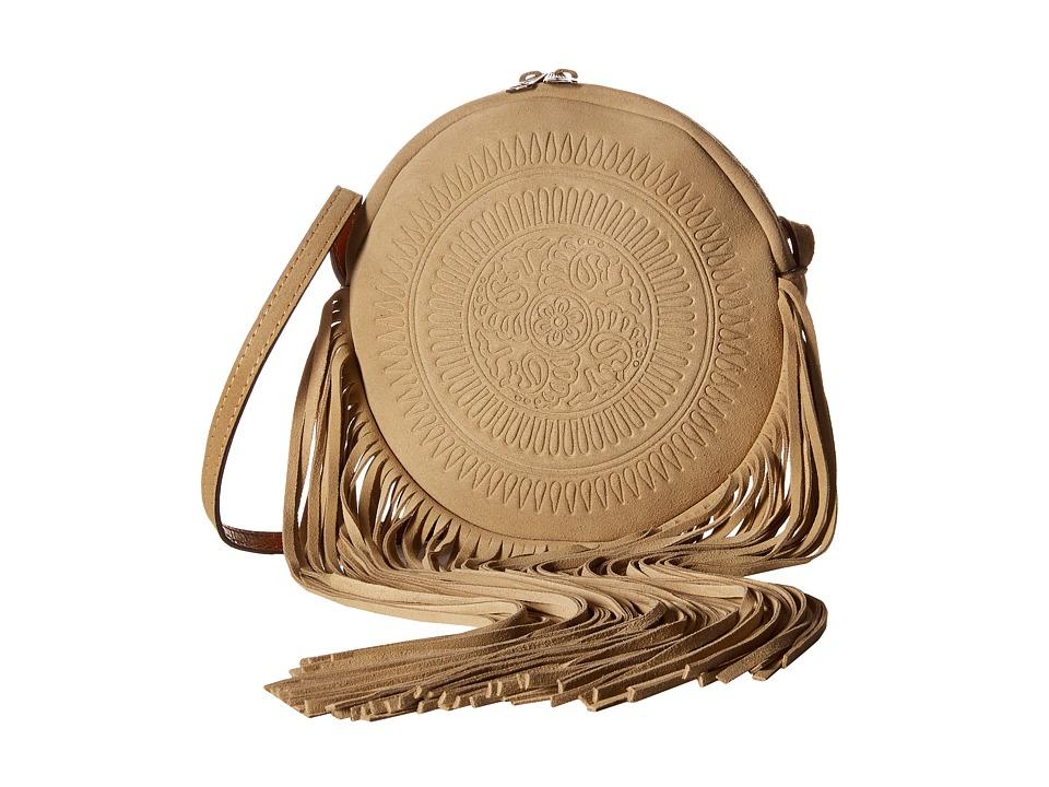 Patricia Nash - Rovito Crossbody (Sand) Cross Body Handbags