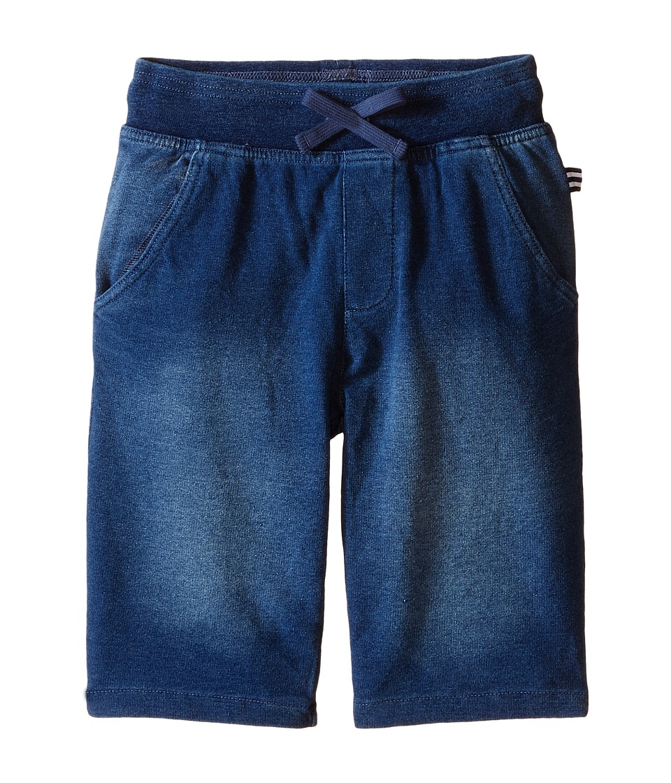 Splendid Littles - Relaxed Indigo Shorts (Toddler) (Medium Stone) Boy's Shorts