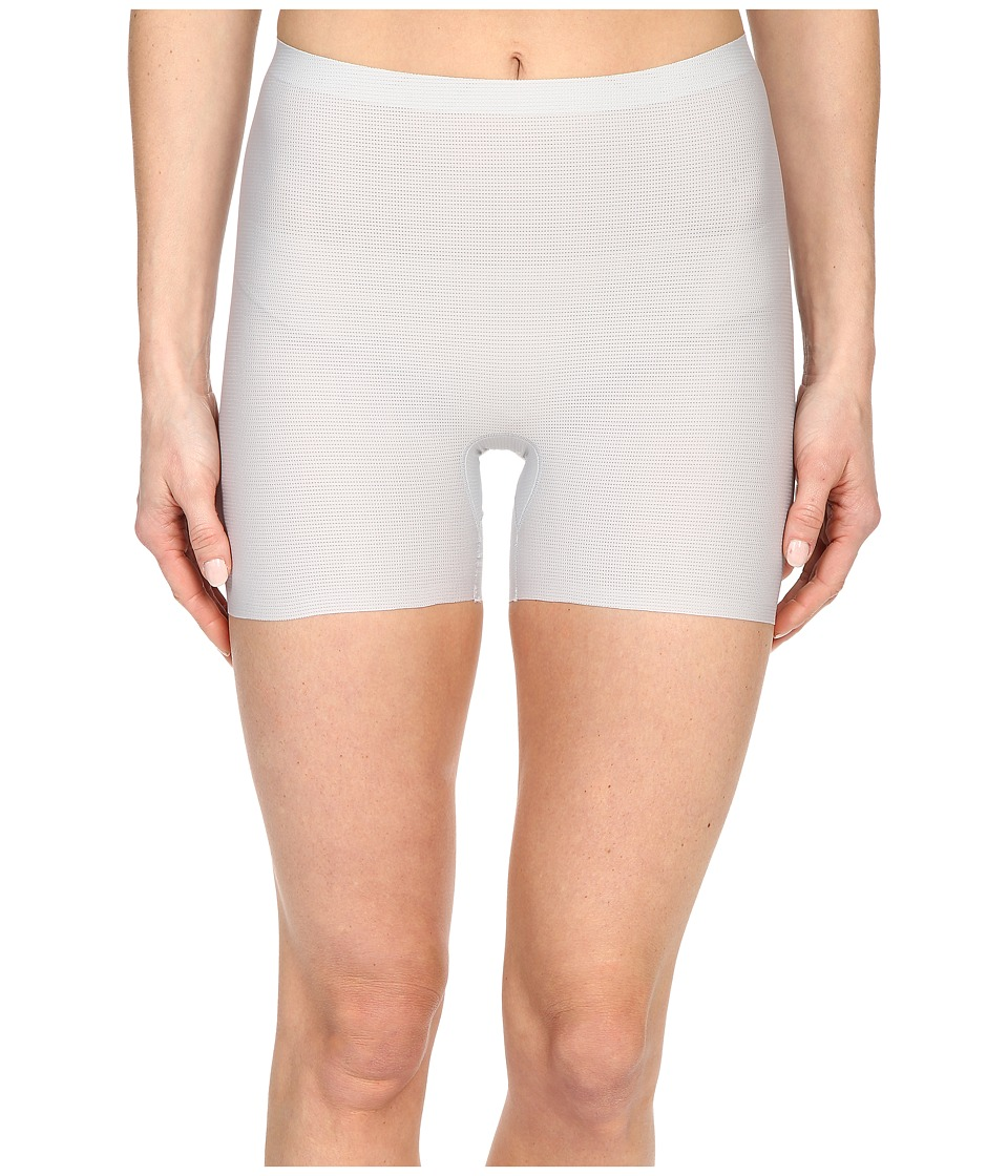 Spanx - Perforated Girlshorts (Crystal Grey) Women's Underwear
