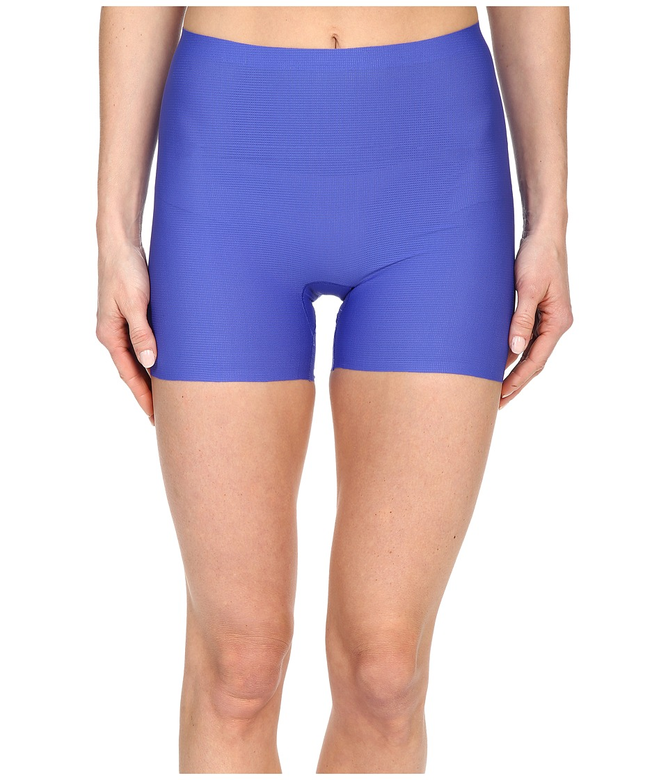 Spanx - Perforated Girlshorts (Royal Blue) Women's Underwear