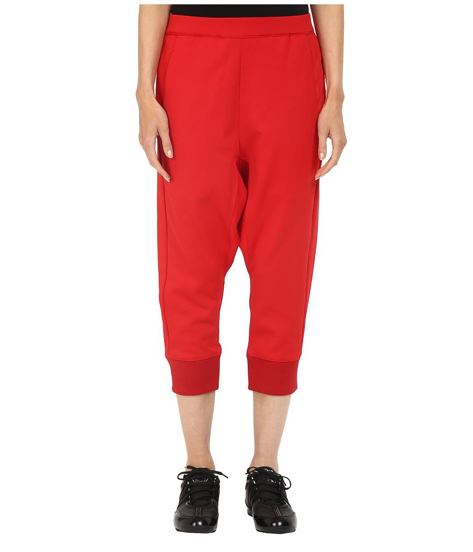 adidas Y-3 by Yohji Yamamoto - W Track Pants (Scarlet) Women's Casual Pants