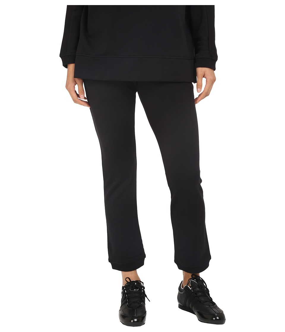 adidas Y-3 by Yohji Yamamoto - W Elegant Pants (Black) Women's Casual Pants