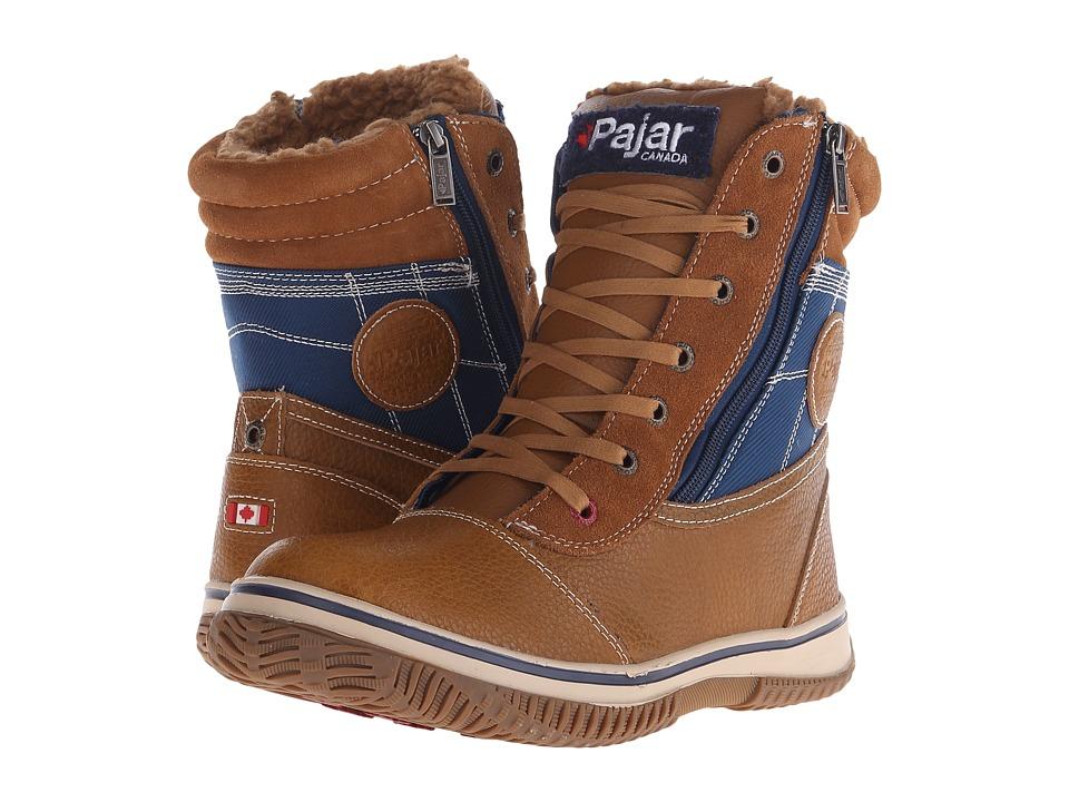 Pajar CANADA - Trooper (Cognac/Navy) Men's Boots