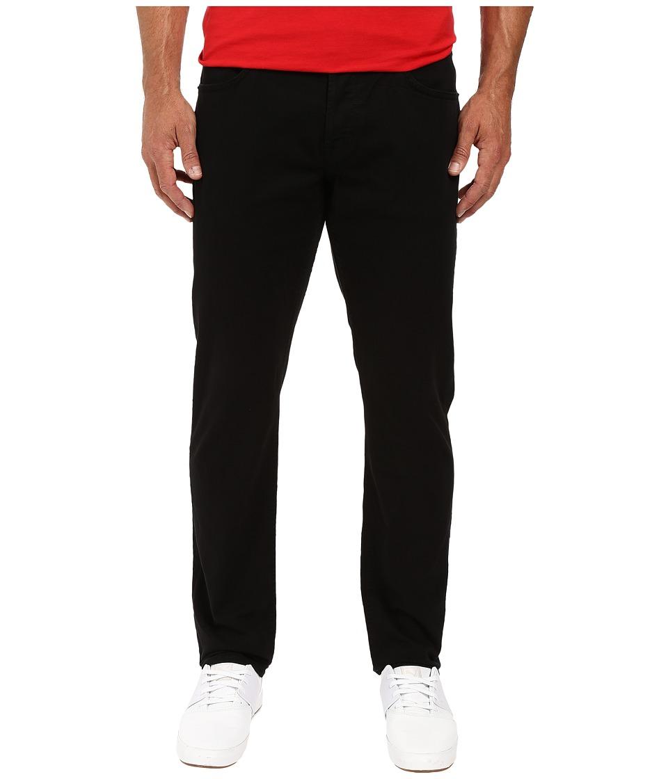 Hudson - Blake Slim Straight in Jet Black (Jet Black) Men's Jeans