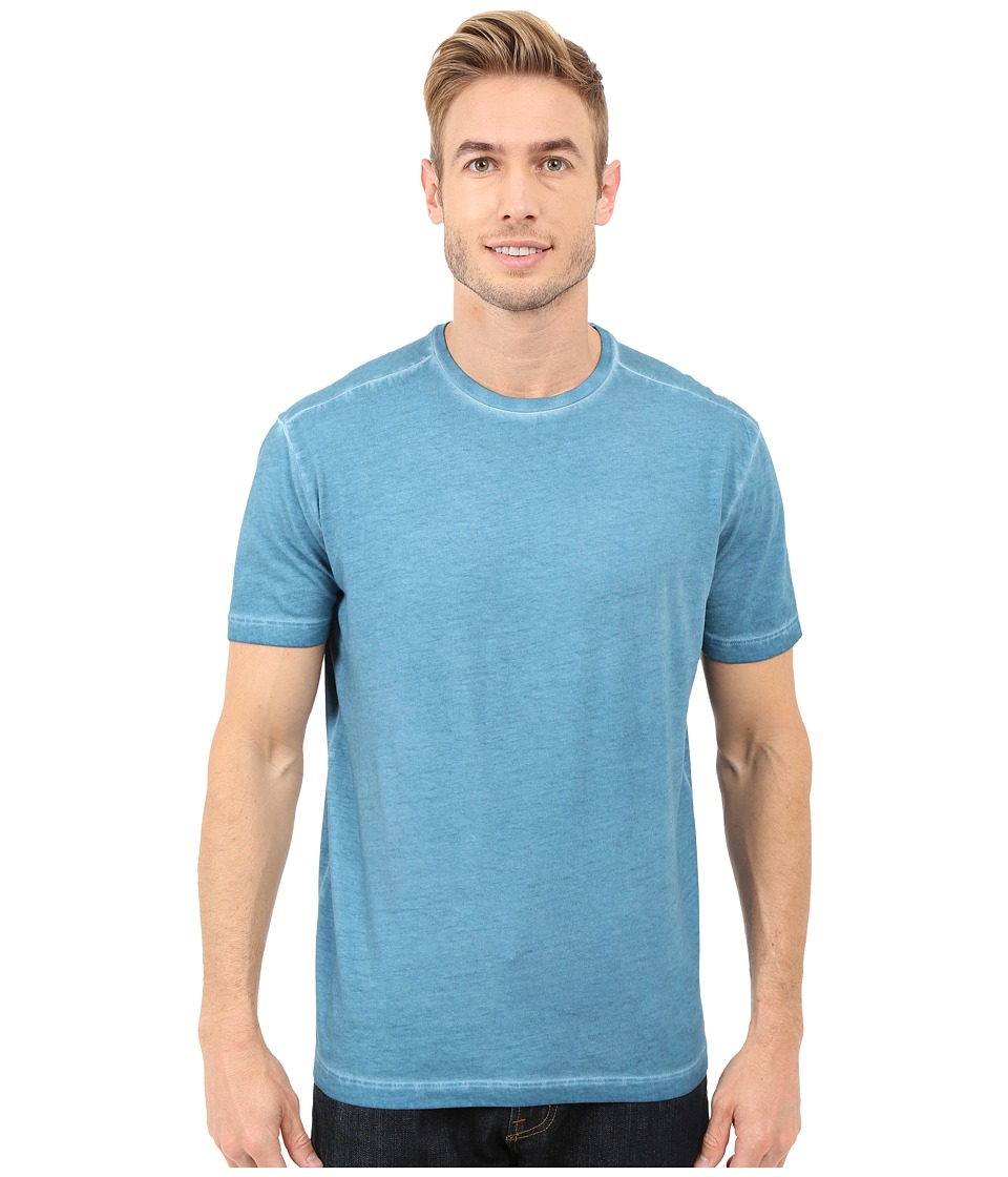 Agave Denim - Jocko Short Sleeve Crew Neck Antique (Citadel) Men's Short Sleeve Pullover