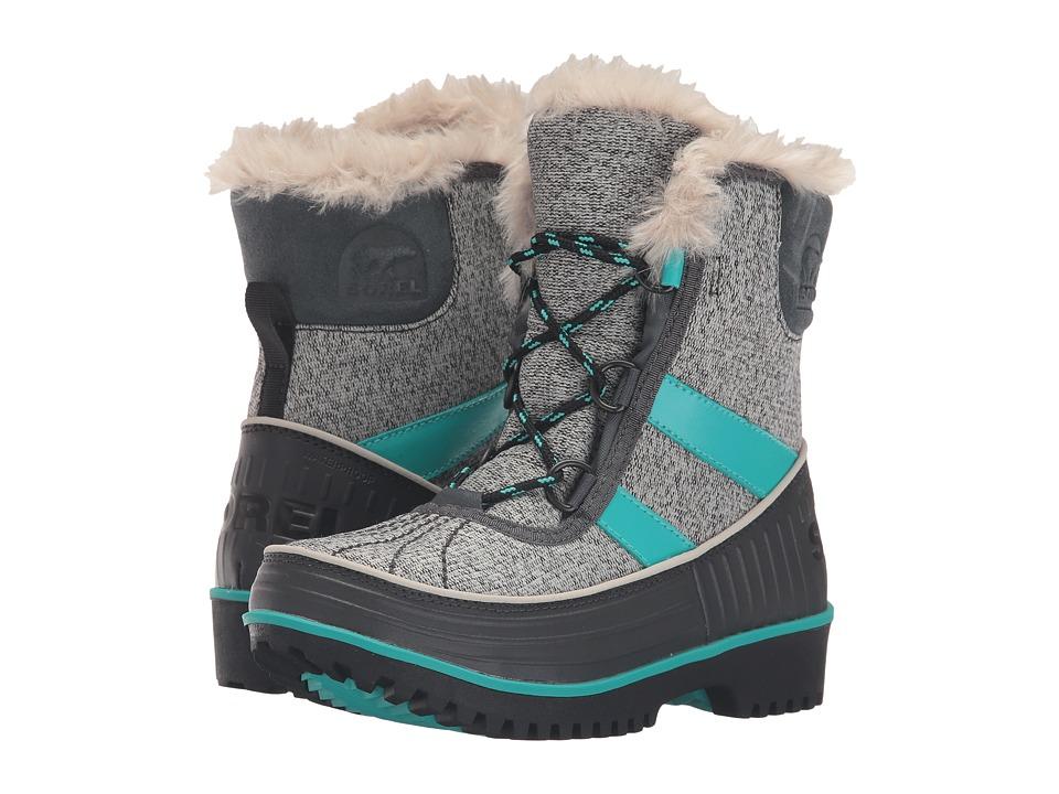SOREL Kids - Tivoli II (Little Kid/Big Kid) (Graphite Reef) Girls Shoes