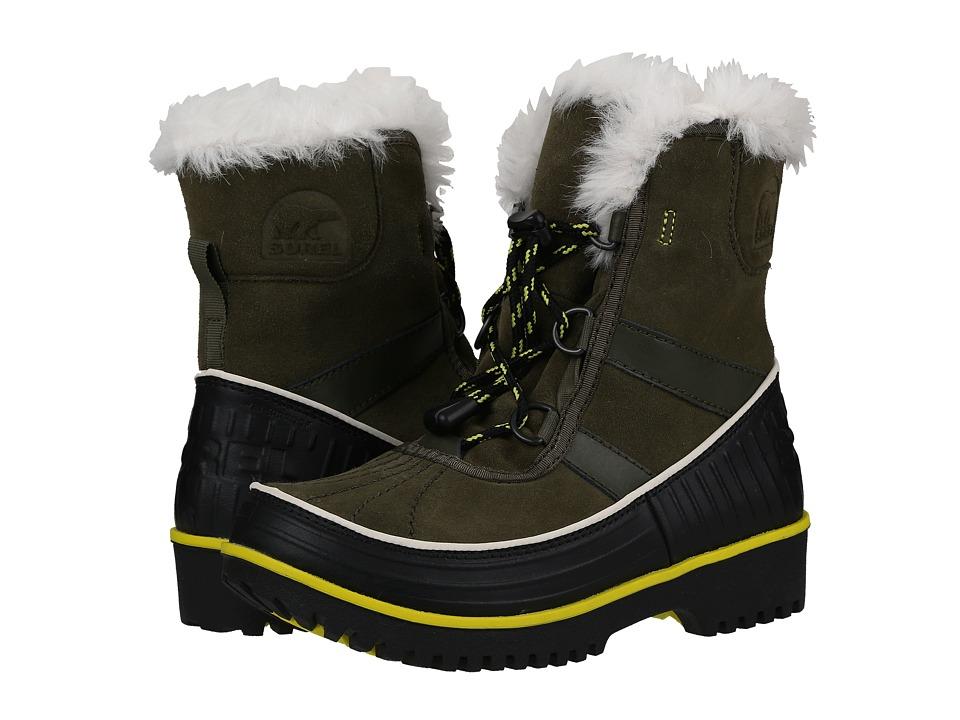 SOREL Kids - Tivoli II (Little Kid/Big Kid) (Nori/Zour) Kids Shoes