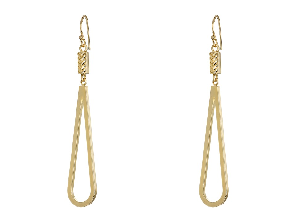 Cole Haan - Teardrop Earrings (Gold) Earring