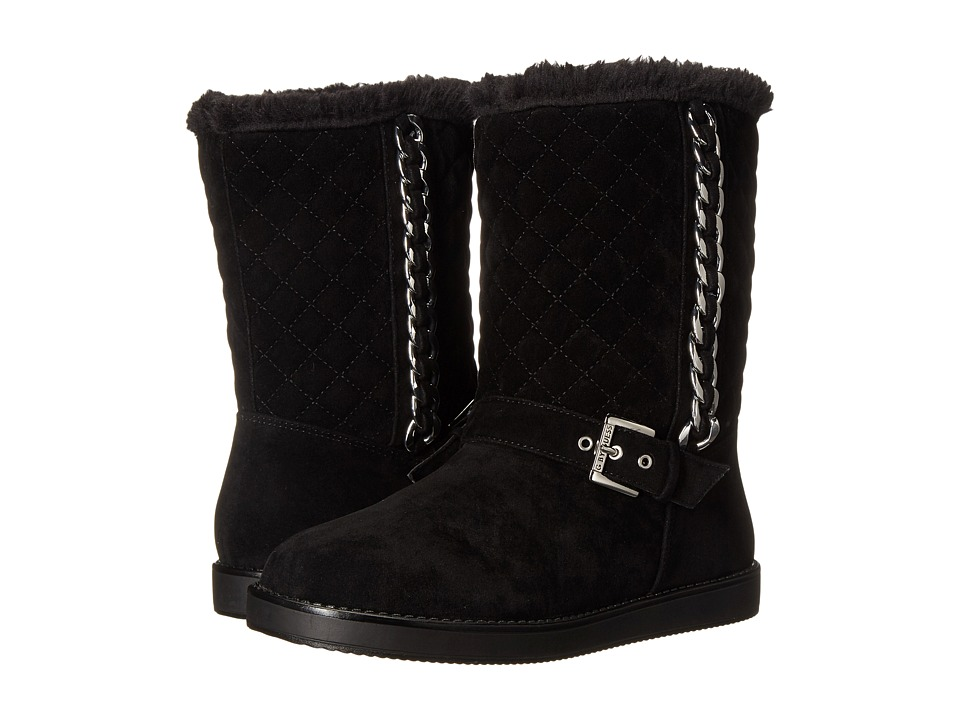 G by GUESS - Alfred (Black/Winter Suede) Women