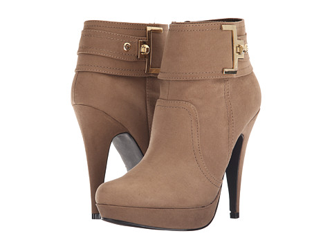 G by GUESS - Disco (Warm Taupe) High Heels