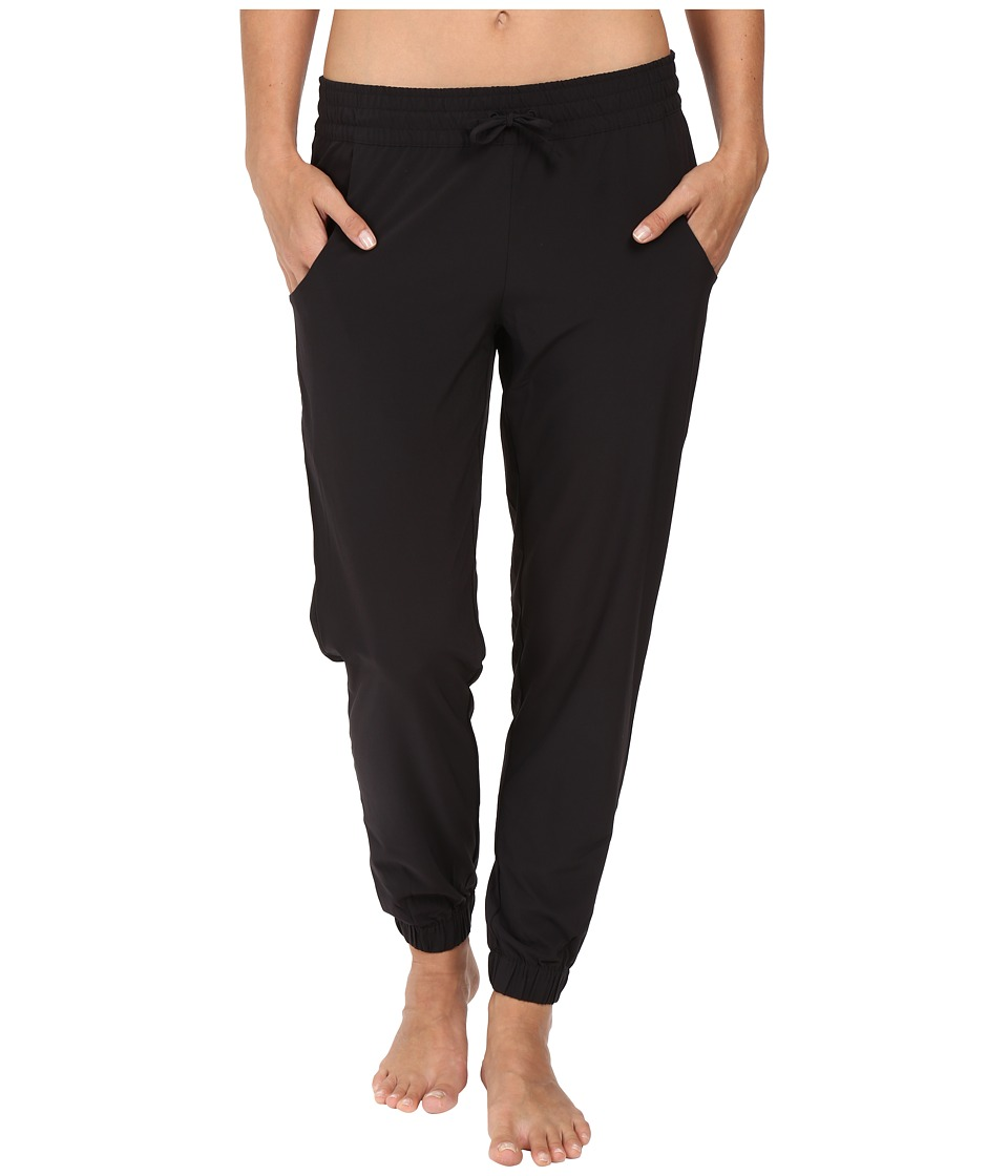Lucy - Do Everything Cuffed Pants (Lucy Black) Women's Casual Pants