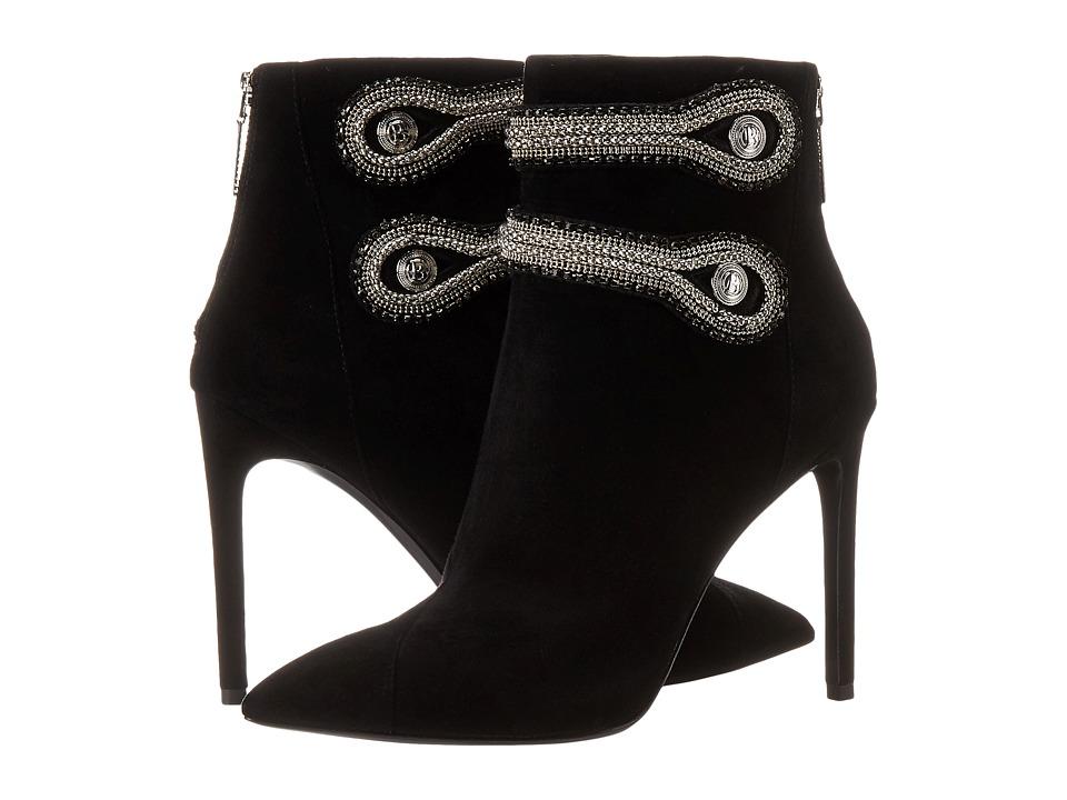 Pierre Balmain - Balmain Embellished Boots (Black) Women's Boots